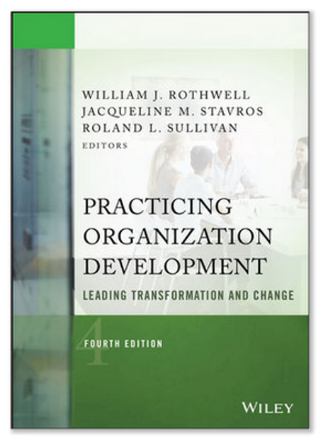 leading and managing change in organization development